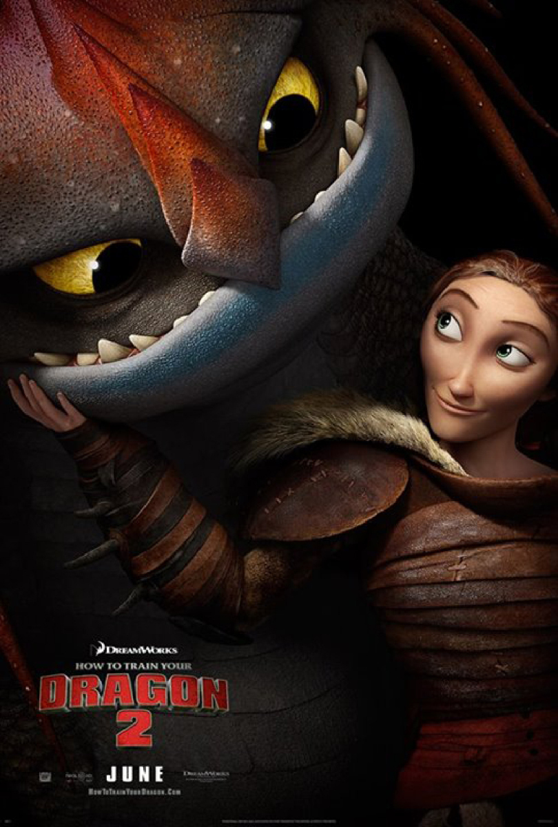 """December 11th, 2016 kid's movie night featuring, """" How to Train Your Dragon 2″"""