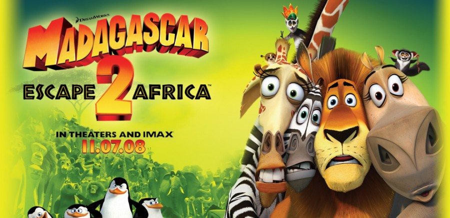 "December 4th, 2016 kid's movie night featuring , ""Madagascar Escape 2 Africa"""