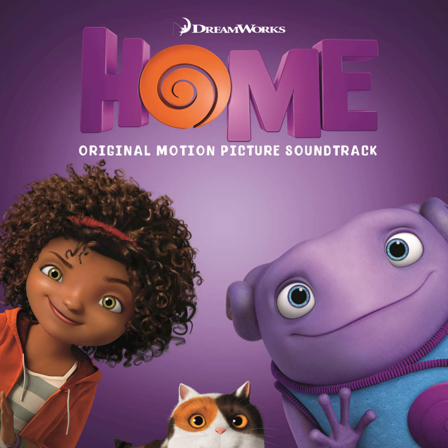 "March 26 kid's movie night featuring, ""Home"""