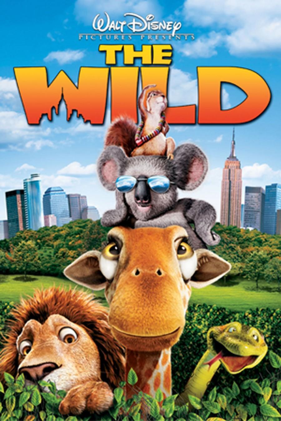 "Sept.10 Kid's movie night featuring, ""The Wild"""