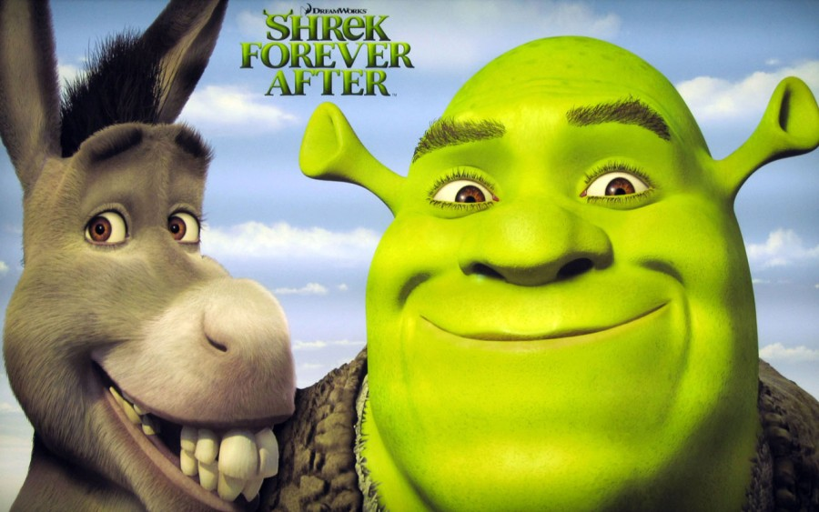 """Sept. 3 Kid's movie night featuring, """"Shrek Forever After"""""""