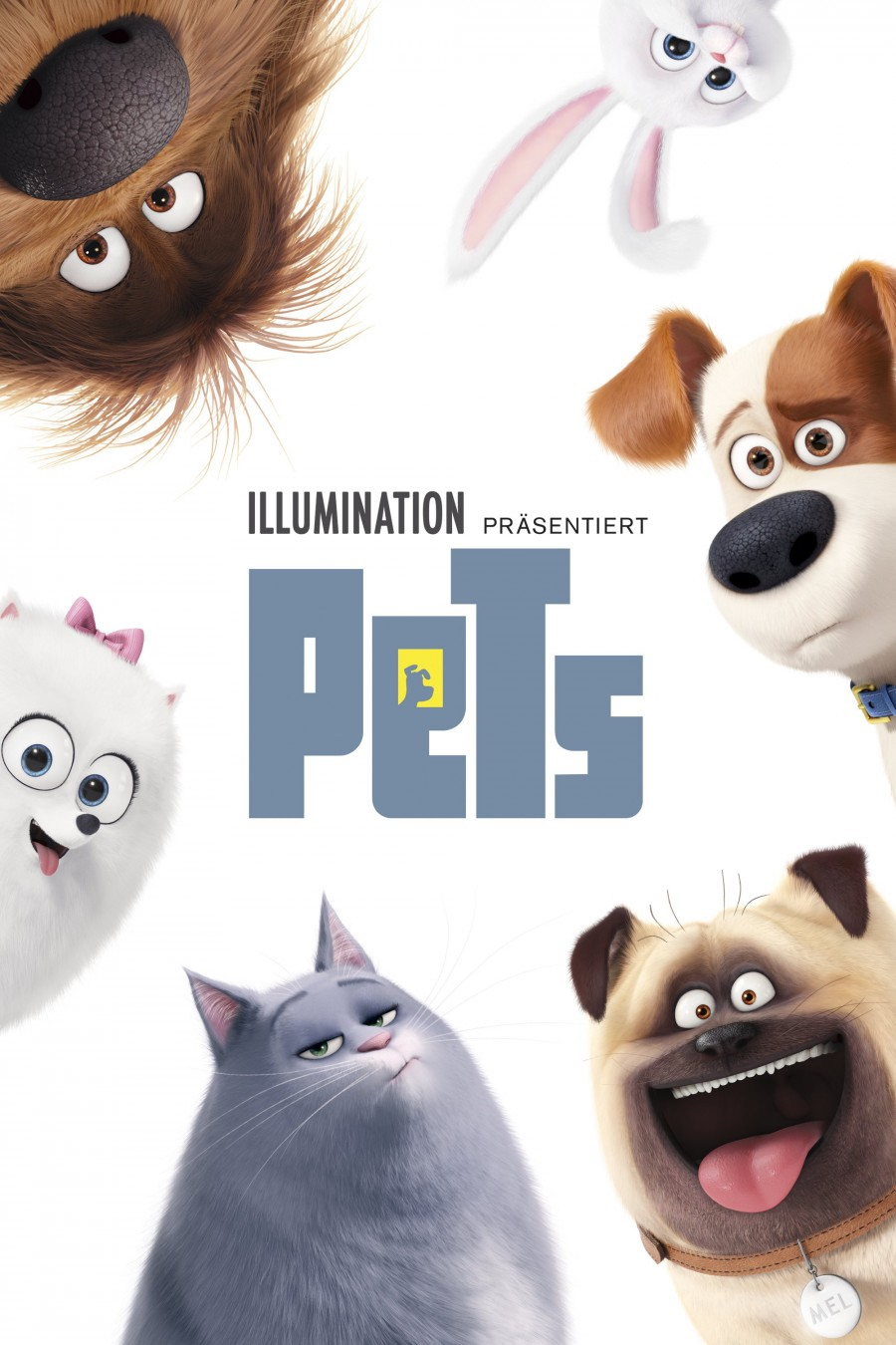"February 19 Kid's movie night featuring, ""The Secret Life of Pets"""