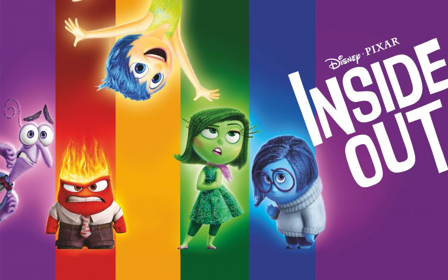 """Dec.31 – Kid's movie night featuring, """" Inside Out"""""""